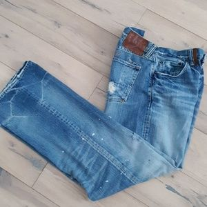 Prps Distressed Men's Jean's
